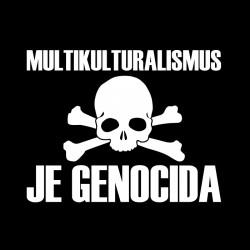 Multikulturalismus je GENOCIDA
